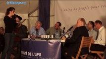 Chouard, Asselineau, Ménard... débat sur la démocratie, le tirage au sort, les médias et remettre les mots à l'endroit