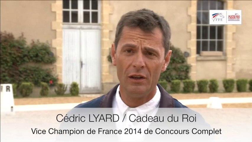 Master pro de CCE. L'interview de Cédric Lyard