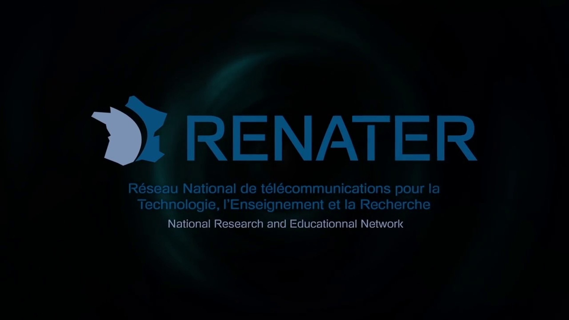 RENATER - film d'animation