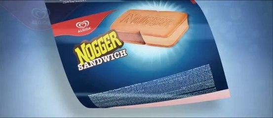 Serinleten Atıştırmalık Nogger Sandwich