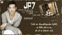 Kim Jin Pyo ft. John Park - Forever k-pop [germen sub]