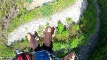 PARAPENTE, STYLE URBAIN, Ile de la Reunion. Paragliding urban style, reunion Island