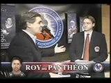 Patrick Roy Au Pantheon de La LNH