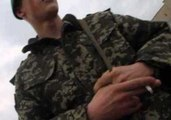 'Russians Are Brothers,' Says Ukrainian Soldier