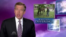 "Brian Williams Rapping Snoop Dogg's ""Gin and Juice"" 