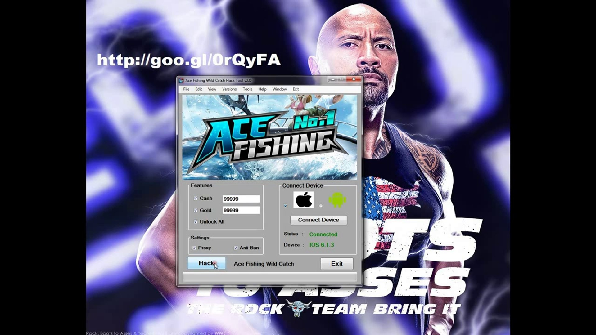 Ace Fishing Wild Catch Hack for IOS & ANDROID 9999 Cash & Gold v2.0 Ace Fishing Wild Catch H