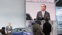 BMW 2015 Alpina B6 Gran Coupe reveal. NewCarNews.TV Bob Giles