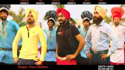 RAVI DHILLON   PAGG   TURBAN THE PRIDE   Full HD Punjabi Song 2014