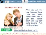 Business Loans- Get Financial Assistance in Securing With Small Business Loans