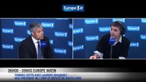 "Laurent Wauquiez : ""Une Europe à 28 aboutit à une Europe qui ne marche plus"""