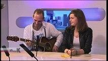 Musique : Margaux Andy / Swann en live dans dans Y'a Plus K (11/04/2014)