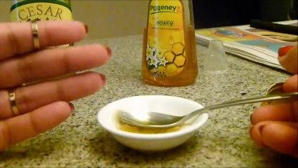 طريقة عمل سكرب طبيعي للشفايف - Lip Scrub