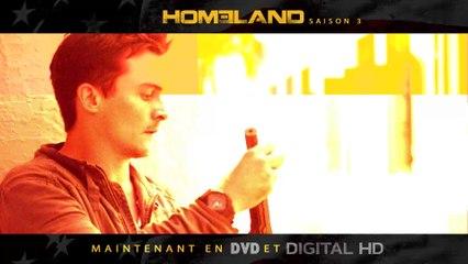 Spot Homeland Saison 3 - En DVD et Digital HD