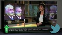 """Top Média : carton d'audiences pour """"Un jour, un destin"""" avec Anne Sinclair"""
