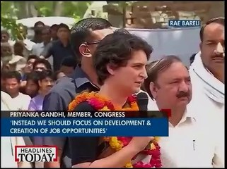 My husband being humiliated, says Priyanka Gandhi