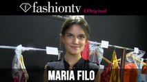 Maria Filo Summer 2015 Backstage   Fashion Rio   FashionTV