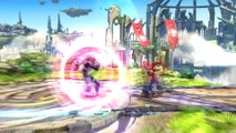 Super Smash Bros 4 Characters  Sheik (WII U   3DS Gameplay) 【All HD】[1080P]