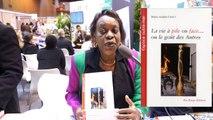 Rencontre avec MARIE-ANDRÉE CIPRUT au Salon du livre de Paris avec le ministère des Outre-mer