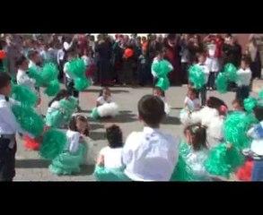 Kasabamizda 23 nisan kutlamalari (2014)