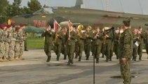 """Pologne : l'arrivée de soldats américains, un """"message adressé à Moscou"""""""