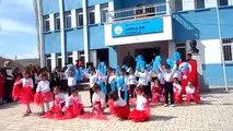 Malatya/Kuluncak Sofular Ortaokulu 23 Nisan 2014 1A Sınıfı