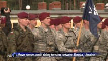 First troops land in Poland as US beefs up Baltic presence