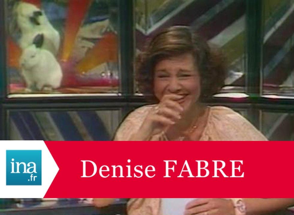 Culte Le Kaleidoscope De Denise Fabre Et Garcimore Fou Rire Archive Ina Video Dailymotion