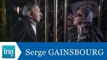 Serge Gainsbourg répond à Gainsbarre - Archive INA