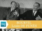 Bourvil et Louis de Funès, la véritable histoire du Corniaud - Archive INA