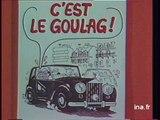 """Plantu à propos de son travail au """"Monde"""" et de son livre """"C'est le goulag"""""""