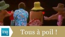 """Carlos """"Tout nu et tout bronzé"""" (live officiel) - Archive INA"""