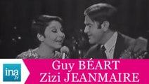 """Guy Béart et Zizi Jeanmaire """"Qu'on est bien"""" (live officiel) - Archive INA"""
