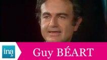 """Guy Béart """"L'autoroute en bois"""" (live officiel) - Archive INA"""