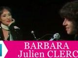 Julien Clerc et Barbara en duo chez les Carpentier (live officiel) - Archive vidéo INA