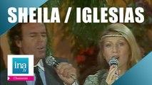 """Duo Julio Iglesias Sheila """"Quand tu n'es plus là"""" (live officiel) - Archive INA"""