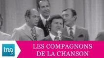 """Les Compagnons De La Chanson """"Au temps de Pierrot et Colombine"""" (live officiel) - Archive INA"""