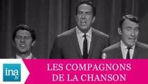 """Les Compagnons de la Chanson """"La Costa Brava"""" (live officiel) - Archive INA"""