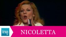 """Nicoletta """"L'homme à la moto"""" (live officiel) - Archive INA"""
