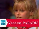 Vanessa Paradis à l'école des fans - Archive INA