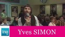 "Yves Simon ""J'ai rêvé New-York"" (live officiel) - Archive INA"