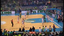 Playoffs Magic Moment: Big jumper by Vitaly Fridzon, CSKA Moscow