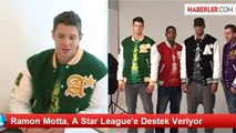 Ramon Motta, A Star League'e Destek Veriyor