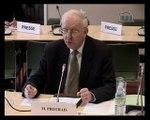 Audition de M. Alain Prothais, professeur de droit pénal à l'Université de Lille II - Mardi 23 Septembre 2008