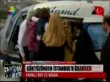 SHOW TV- BAĞCILAR BELEDİYESİ 23 NİSAN'DA 23 ÇOCUĞA HELİKOPTERLE İSTANBUL TURU YAPTIRDI 23.04.2014