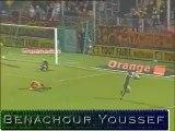 Jaouad Zairi vs Le Mans - Ligue 1 - matchday 19 - 2003/2004