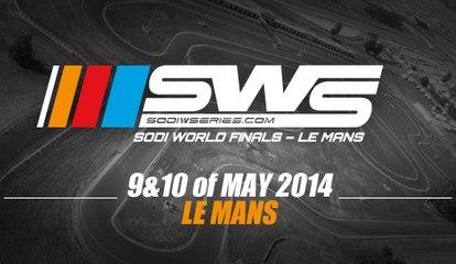 SODI WORLD FINALS 2014 - Le mans