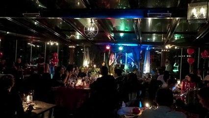 25 Nisan Izoletta'da Canan Anderson eşliğinde keyifli bir akşam...