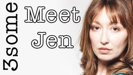 Meet Jen - an interview with creator Lisa Gifford