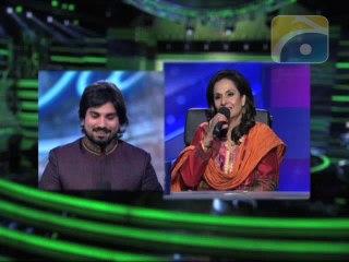 Zamad Baig Promo - Pakistan Idol - Geo TV - Tina Sani Special