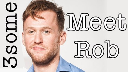 Meet Rob - an interview with actor Euan King